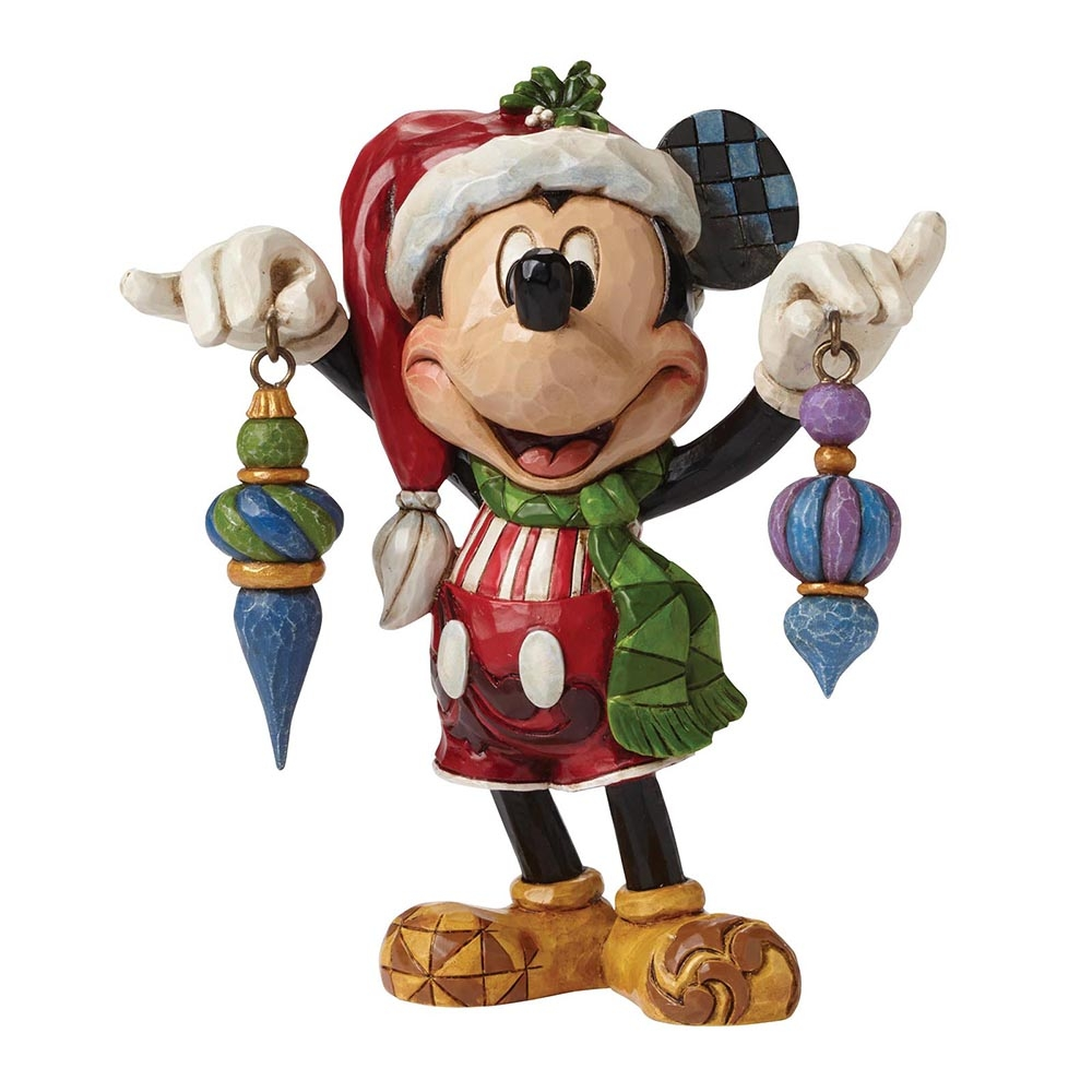 Keukenspullen Winkel : Deck the Halls Mickey Mouse Christmas