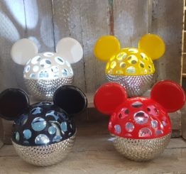 Disney Silver Colors